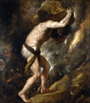 Titian Sisyphus